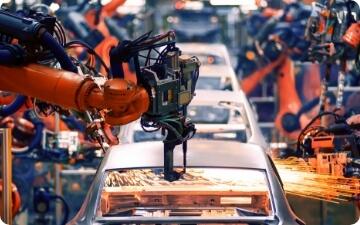 자동차 조립 제조업